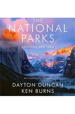 The National Parks Book Cover
