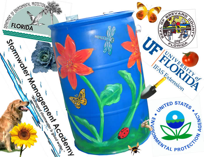 Brevard County Natural Resources Rain Barrel Registration