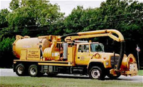 Brevard County Road and Bridge Vac-Truck