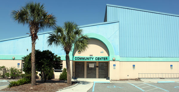 Cocoa West community center