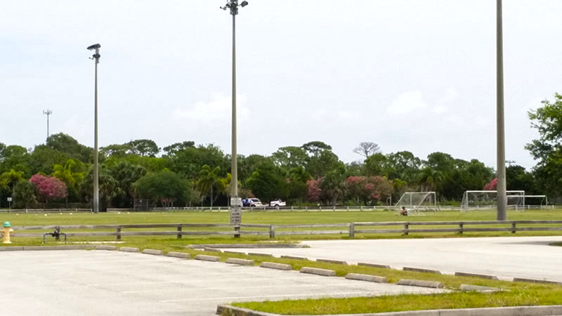 Athletic fields
