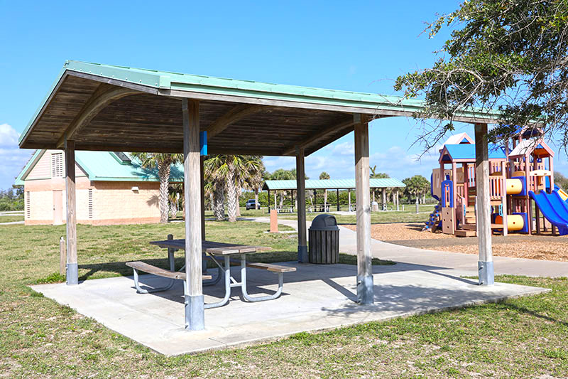 South Beach Community Park Family Pavilion 1