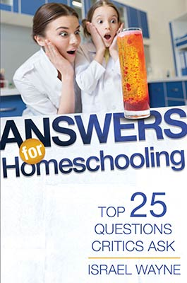 Answers For  	Homeschooling Book Cover