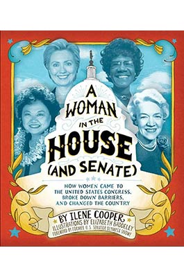 A Woman In The House And Senate Book Cover