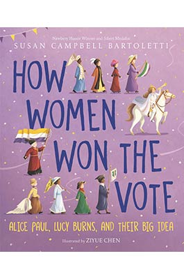 How Women Won The Vote Book Cover