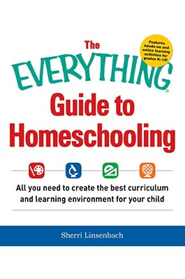 The Everything Guide To Homeschooling Book Cover
