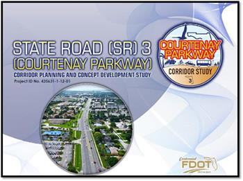 SR3 Corridor Planning and Concept Developement Study
