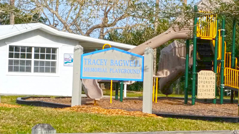 Tracey Bagwell Memorial Playground